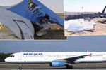 Tři verze, proč se zřítil ruský airbus: Teroristé, lidská chyba i technická závada