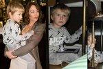 Akci celebrit syn Agáty přetrpěl: Nudil se pod stolem a zkoumal babičku Žilkovou