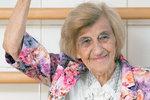 Primabalerína Osvaldíková: Oslavila sto let i s Alzheimerovou chorobou
