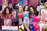 Zákulisí přehlídky Victoria's Secret: Smích, selfíčka a hory jídla