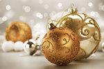 Advent se blíží! Letos frčí přírodní dekorace, barvám vládne champagne