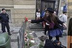 Ovčáček: Studenti na Albertově jen provokovali. Je arogantní, reaguje rektor
