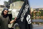 Mozek teroru v Paříži radil ISIS: Do Evropy jeďte přes Prahu