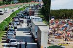 Letní dovolená v Chorvatsku? Přes hranice kolony kvůli teroristům