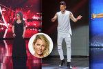 Markéta ze zákulisí Talentu: Tanečník málem upustil partnerku, Jankovič jako Beyoncé, strnulá slovenská Susan Boyle...