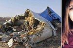 Maria (†15) seděla přímo na bombě! Letadlo odpálila výbušnina o síle kilogramu TNT