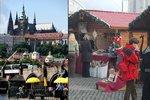 Vánoční trhy na Hradě: Letos poprvé! Startují o víkendu