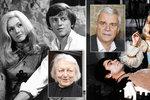10 udatných pohádkových princů: Jak vypadali tehdy a jak teď?