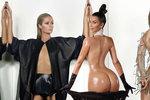 Paris Hilton se svlékla: Ukázala půlky po vzoru Kim Kardashian