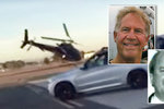Bankéř zemřel při prvním pilotování helikoptéry, zabil i kamaráda