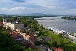 V Dunaji ve Vídni ležely bankovky v hodnotě přes 100 tisíc eur