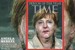 """Osobnost roku? Podle časopisu TIME """"morální vůdkyně"""" Angela Merkelová"""