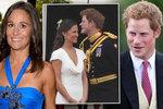 Princ Harry už tři měsíce randí s Pippou, tvrdí americký magazín. Kate je prý přistihla na záchodě!