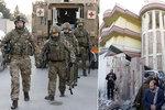 Tálibánci zaútočili na penzion v Kábulu. Zabili 9 lidí