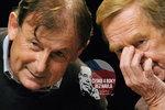 Havel bojoval celý život kromě posledních měsíců, vypráví Žantovský