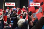 Poláci zkopírovali nápad proti Zemanovi. Uspějí červené karty v boji s vládou?
