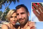 Mašlíková se zasnoubila: To jsem vážně nečekala, tvrdí silikonová sexbomba