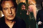 Alan Rickman (†69) nebyl jen Snape z Harryho Pottera: Podívejte se, jakými rolemi nadchnul svět!
