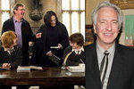 Harry Potter zavzpomínal na Severuse Snapea! Co řekl o zesnulém Rickmanovi?