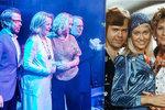 Kultovní skupina ABBA znovu na jednom pódiu: Zazpívat ale členové odmítli