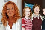 Herečka Simona Stašová o své roli matky Lídy Baarové: Moc je silné afrodiziakum