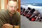 Scenárista a major aktivních záloh Marhoul: Jak vzniká brutální propaganda ISIS