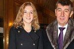 15letá dcera Andreje Babiše randí se Siciliánem! Scházejí se v domě miliardáře