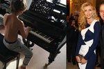 Peštová se chlubila synem u klavíru: Místo pochvaly přišla ledová sprcha!