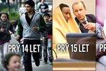 Uprchlíci tvrdí, že jim je 14 až 16 let! Jeden z nich je vrah. Jak myslíte, že jsou staří?