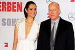Bruce Willis (60) se nevzdává: K pěti dcerám chce ještě kluka