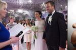 Čerstvě vdaná Partyšová promluvila o těhotenství: A teď miminko!