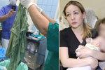 Matce začalo po porodu znovu růst bříško: Zděšení doktoři z něj vytáhli něco nečekaného