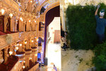 Přípravy na Ples v Opeře: Zaměstnávají 150 chlapů