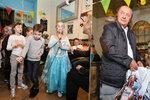 Janečkova dcera Emily Ann slavila 8. narozeniny: Vyšvihla árii z Fantoma opery!