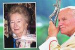 """Miloval ji? Papežovy dopisy odkrývají """"intenzivní"""" vztah s filozofkou"""