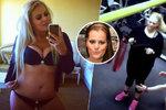 Mladší sestra Štikové drasticky hubne: Od Vánoc shodila 20 kg! Může to s ní seknout, varuje Ornella