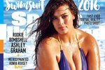 Plus size modelka poprvé na obálce časopisu Sports Illustrated