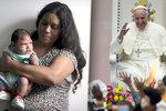 """Zika napadá těhotné. """"Potrat je zločin, antikoncepce menší zlo,"""" radí papež"""