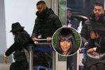 Uhněte, jedu do práce: Naomi Campbell se řítí na přehlídku! Na vozíčku!
