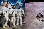 Záhada Apolla 10: Posádka slyšela mimozemskou hudbu