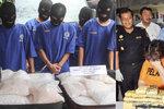 Trest smrti předávkováním! Indonésie chce pašerákům aplikovat jejich drogy