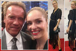 To je jiná káva než Ondra Brzobohatý: Kuchařová pařila s Arnoldem Schwarzeneggerem!