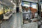 Fotky z Česka zaplavily jihokorejské metro. Turisty lákají památky i romantika
