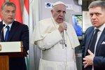 """Recepty z uprchlické kuchařky. V pátek """"vařil"""" papež, Řekové, Maďaři i Fico"""