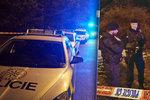 Vražda v brněnském parku: Zakrvácený pachatel je na útěku