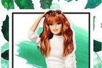 Barbie má nové jarní účesy: Jak se vám líbí s mikádem a červeným přelivem?