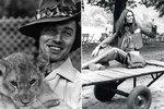 Karel Gott a jeho kočičky: Mistrův archiv vydal málo známé fotky