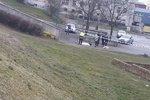 V centru Benešova našli ráno mrtvolu: Není jisté, jak se tam dostala