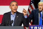 """Trump chce nechat prošetřit Obamu. Prý věděl o """"nepravostech"""" Clintonové"""