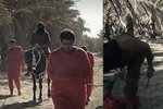 ISIS zveřejnil nový brutální způsob vraždění zajatců: Zapojil bojovníky na koních